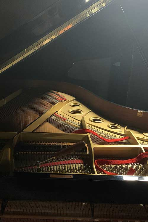 Piano selection services